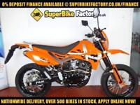 2017 PULSE ADRENALINE 125CC 0% DEPOSIT FINANCE AVAILABLE