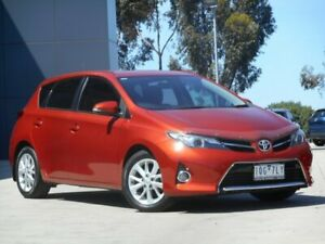 2013 Toyota Corolla ZRE182R Ascent Sport S-CVT Bronze 7 Speed Constant Variable Hatchback Ravenhall Melton Area Preview