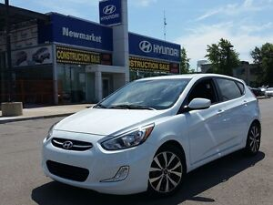 2015 Hyundai Accent SE 5dr All-In Pricing $100 b/w +HST
