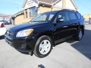 2010 TOYOTA RAV4 4WD 2.5L Automatic Certified ONLY 79,000KMs