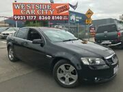2006 Holden Calais VE Black 5 Speed Automatic Sedan Laverton Wyndham Area Preview