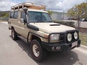 2008 Toyota LandCruiser SUV Mount Louisa Townsville City Preview
