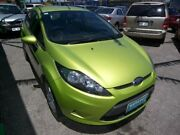 2010 Ford Fiesta WS CL Green 5 Speed Manual Hatchback Nailsworth Prospect Area Preview