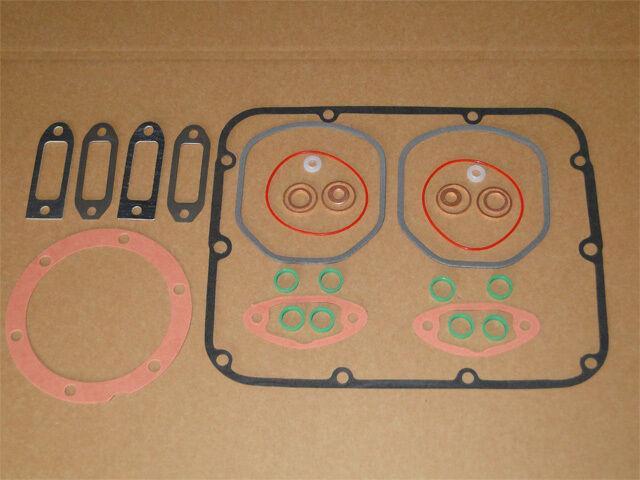 Dichtsatz Dichtungen für Deutz F2L612 24-er D25 Traktor FL 612 Motor Dichtung Foto 1