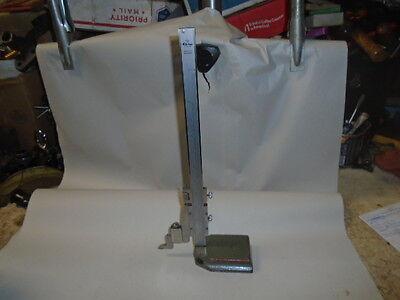 Machinist Tools Lathe Mill Starrett Mitutoyo Height Gage Gauge .d