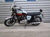 Triumph Bonneville T100 - Anniversary Edition!