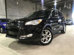 2013 Ford Escape SEL 4WD/ECO/CUIR/TOIT PANO/NAV/BLUETH