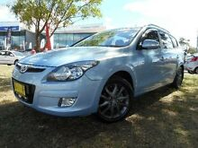 2012 Hyundai i30 FD MY12 CW SLX 2.0 Blue 4 Speed Automatic Wagon Belconnen Belconnen Area Preview