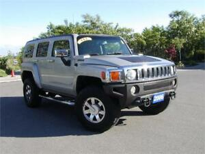 2006 HUMMER H3 - SUV - 4x4; Leather, Sunroof