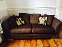 Hardly used gorgeous sofa bed.
