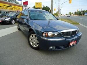2005 Lincoln LS ,LEATHER,SUNROOF,V6,LOCAL CAR