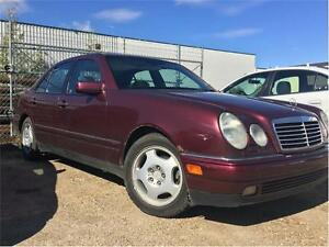 MERCEDES  BENZ E430 LOADED LEATHER FANTASTIC! SUPER DEAL!