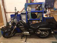Suzuki Marauder GZ 125cc