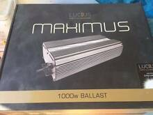 HYDROPONIC LIGHTS LUCIUS MAXIMUS DIGITAL BALLAST 1000W Fairfield Brisbane South West Preview
