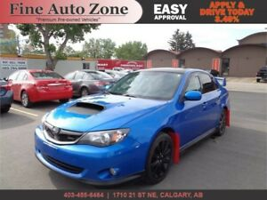 2009 Subaru Impreza WRX AWD Sunroof Heated Seats