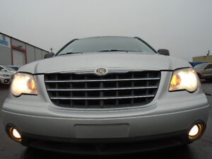 2008 Chrysler Pacifica TOURING EDITION-LEATHER-AMAZING SHAPE