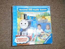 Thomas&Friends game,in original box-can post