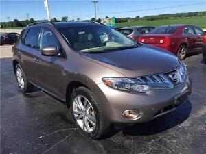2010 Nissan Murano LE LEATHER SUNROOF BACK UP CAM ONLY 95KM London Ontario image 3