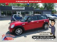 2009 MINI Cooper Clubman S,LEATHER!! SUNROOF!!