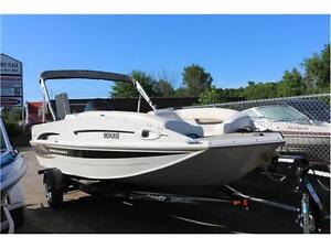 2010 PRINCECRAFT VENTURA 190 WITH 150 OPTIMAX