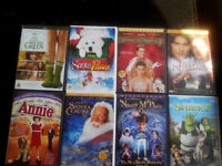 $2 per DVD / $3 for 2 DVDs / $5 for 5 DVDs