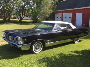 Pontiac parisienne 1965 custom sport decapotable