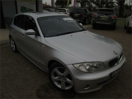 2005 BMW 120i E87 Silver 6 Speed Automatic Hatchback Penrith Penrith Area Preview