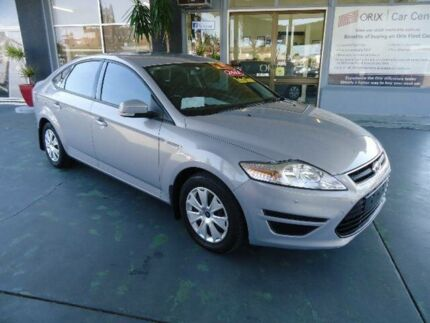 2011 Ford Mondeo MC LX Tdci Silver 6 Speed Direct Shift Hatchback Hamilton Newcastle Area Preview