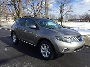 2009  NISSAN MURANO ,AUTOMATIQUE , 4X4 ,TOIT OUVRANT, COMME NEUF