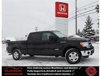 2014 Ford F-150 XLT Crew Cab Ecoboost, Tow Package, 6 passengers