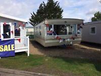Static Caravan Nr Clacton-on-Sea Essex 2 Bedrooms 6 Berth BK Contessa 2000
