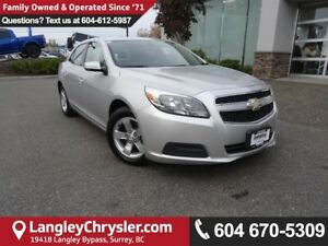 2013 Chevrolet Malibu LS *ACCIDENT FREE * DEALER INSPECTED *...