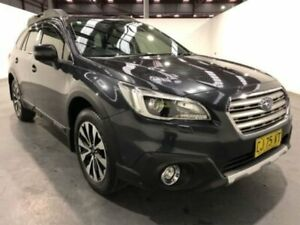 2016 Subaru Outback B6A MY16 2.5I CVT AWD PREMIUM Grey Constant Variable Wagon Fyshwick South Canberra Preview