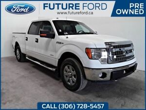 2013 Ford F-150 XLT | LOW KMS | LOCAL TRADE | XTR PACKAGE