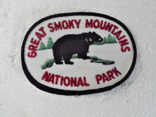 """Great Smoky Mountains National Park  3"""" x 4.5"""""""
