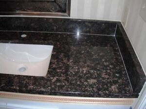 NATURAL GRANITE COUNTERTOPS 26''X 96''