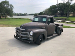Wanted: 54 Chevy truck parts