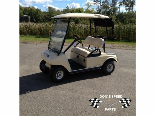 Used 2008 Club Car DS GAS