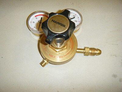 Harris 650l Acetylene Regulator