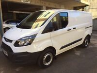 Ford Transit Custom 290 Lr 2.2 TDCI 100PS SWB (white) 2016