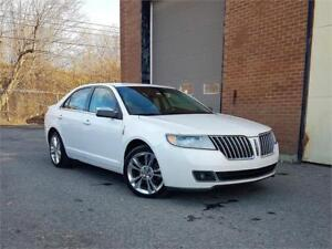 2010 Lincoln MKZ/4X4/GPS/CAMERA/CUIR/MAGS/A/C/CRUISE/FULL ELEC