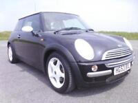 MINI1.6 Cooper 2003/53 LOW MILEAGE ! NEW MOT ! LOOKS AND DRIVES GREAT !!!