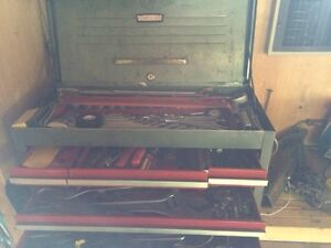 Hi-end heavy duty mechanic tools and boxes for sale
