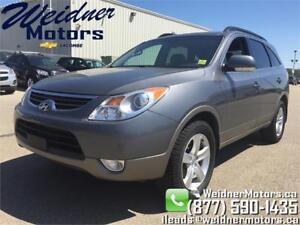 2012 Hyundai Veracruz GLS *Heated Leather*