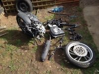 Honda sh125i engine & other parts