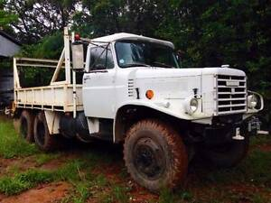 ISUZU FVD 6x6 ALL WHEEL DRIVE RECOVERY/SERVICE TRUCK Babinda Cairns Surrounds Preview