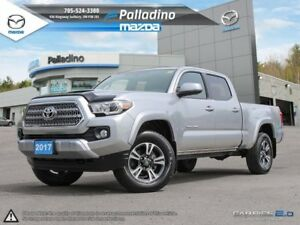 2017 Toyota Tacoma TRD SPORT - LARGE TOUCHSCREEN