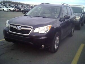 2014 Subaru Forester X Premium Sunroof, power liftgate! Factory