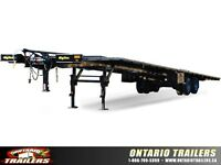 Big Tex 20AC Tandem Gooseneck Auto/Combo Transport