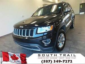 2014 Jeep Grand Cherokee Limited +$3000 IN SAVINGS CALL CHRIS